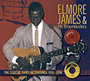 ELMORE JAMES「The Classic Early Recordings 1951-1956」