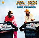 JIMMY McGRIFF & RICHARD GROOVE HOLMES「Giants of The Organ Come Together」