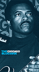 PCD-17622/9  The Chicago Blues Box